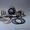 Гидронасос Mitsubishi MKV23/06/08/11/16/33/55 #1225113