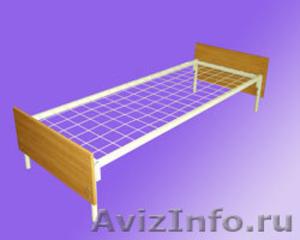 Кровати для студентов, кровати для строителей, кровати для больниц опт - Изображение #5, Объявление #691852