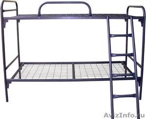 Кровати для студентов, кровати для строителей, кровати для больниц опт - Изображение #1, Объявление #691852