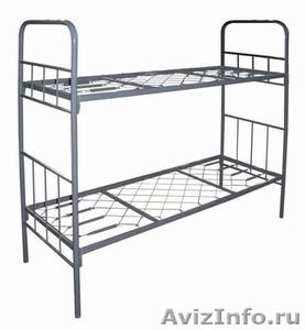 Кровати для студентов, кровати для строителей, кровати для больниц опт - Изображение #2, Объявление #691852