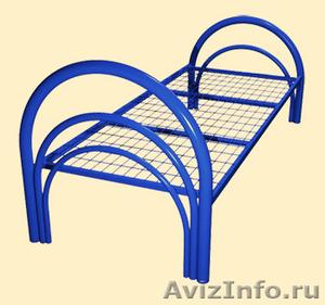 кровати двухъярусные для строителей , кровати для санатория, кровати для лагеря - Изображение #1, Объявление #902891