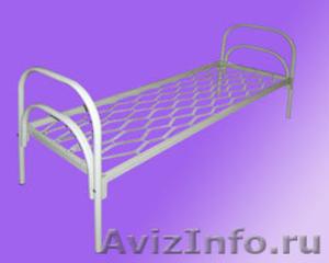 кровати двухъярусные для строителей , кровати для санатория, кровати для лагеря - Изображение #2, Объявление #902891