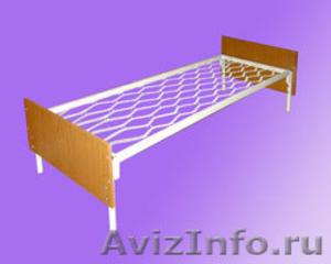 кровати двухъярусные для строителей , кровати для санатория, кровати для лагеря - Изображение #5, Объявление #902891