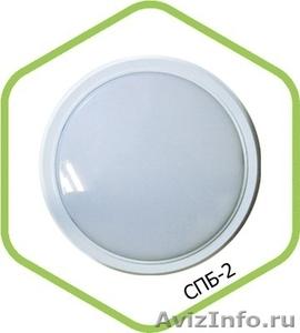 Светильник светодиодный СПБ-2 10Вт 230В 4000К 800лм 210мм белый  LLT - Изображение #4, Объявление #1458821