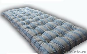 Металлические кровати для общежитий, кровати армейские, кровати одноярусные. - Изображение #4, Объявление #1479380