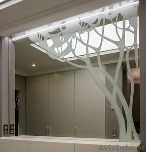 Зеркала с рисунком для мебели. Нанесение рисунков любой сложности - Изображение #2, Объявление #1040108