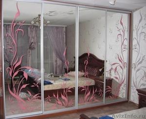Зеркала с рисунком для мебели. Нанесение рисунков любой сложности - Изображение #9, Объявление #1040108