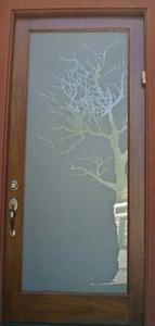 Стекло. Нарезка, доставка, установка. Стекло для межкомнатной двери. - Изображение #2, Объявление #1040112