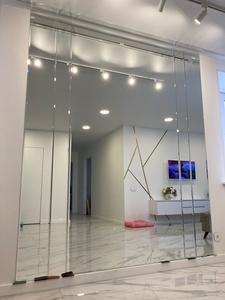 Зеркала. Нарезка, доставка, установка. Зеркальные стены. - Изображение #1, Объявление #1119886