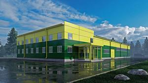 Ангары, склад, СТО, павильон, автомойка, офис - строительство зданий - Изображение #1, Объявление #1716610