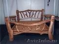 Мебель природных форм