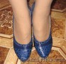 Туфли искуственная кожа