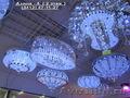 Люстры со светодиодной подсветкой  и пультом д/у