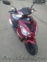 Новый скутер Scorpion