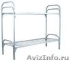 кровати двухъярусные для строителей , кровати для санатория, кровати для лагеря - Изображение #3, Объявление #902891
