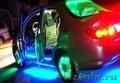 Светодиодная многоцветная подсветка для авто