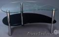 Стеклянные столы, стеллажи и стойки для дома и офиса - Изображение #6, Объявление #1179411