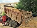 Песок строительный от производителя с доставкой от 280 руб/тонна.